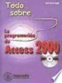 La programación de Access 2000