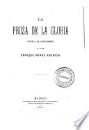 La prosa de la gloria