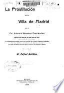 La prostitución en la villa de Madrid