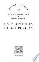 La Provincia de Guipúzcoa