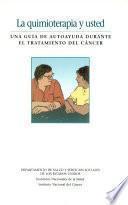 La quimioterapia y usted