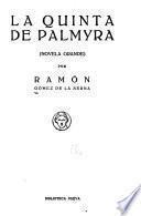 La quinta de Palmyra