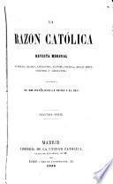 La Razón católica