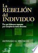 La rebelión del individuo