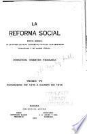La Reforma social