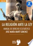La religión ante la ley