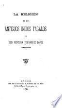 La religión de los antiguos Indios tagalos