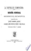 La Republica dominicana