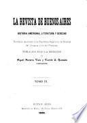 La Revista de Buenos Aires