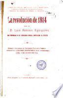 La revolución de 1814
