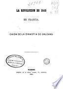 La revolución de 1848 en Francia