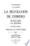 La revolucion de febrero
