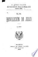 La revolución de Julio ...