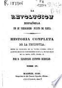 La Revolución española en su verdadero punto de vista