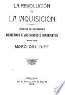 La Revolución y la Inquisición