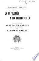 La revolución y los intelectuales