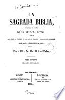 La Sagrada Biblia, 10