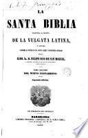 La Santa Biblia, 6