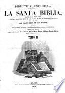 La Santa Biblia,: Psalmos-Machabeos II (877 pages)