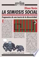 La semiosis social
