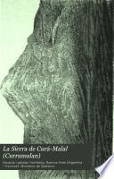La Sierra de Curá-Malal (Currumalan)