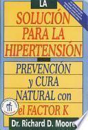 La solución para la hipertensión