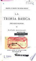 La teoría básica (bio-sociologia)