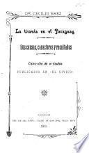 La tiranía en el Paraguay