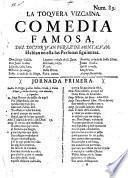 La Toquera Viscaina, comedia famosa