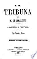 La tribuna de M. de Lamartine