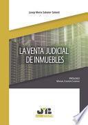 La venta judicial de inmuebles