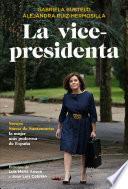 La vicepresidenta