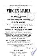 La Vírgen Maria y el plan divino