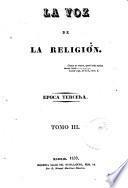 La voz de la Religión