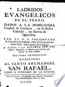 Ladridos evangelicos de el perro