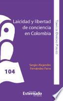 Laicidad y libertad de conciencia en Colombia