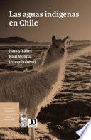 Las aguas indígenas en Chile