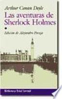 Las aventuras de Sherlock Holmes