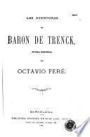 Las Aventuras del Baron de Trenck
