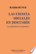 Las Ciencias Sociales en discusion