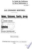 Las ciudades martires