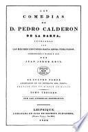 Las comedias ... cotejadas con las mejores ediciones hasta ahora publicadas ... por Juan Jorge Keil