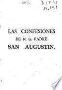 Las confesiones de N. A. Padre S. Augustin ...