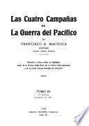 Las cuatro campañas de la Guerra del Pacífico: Campaña de la sierra. Bibliografía (p. [7]-[8])