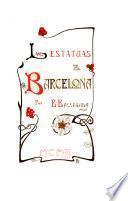 Las estátuas de Barcelona