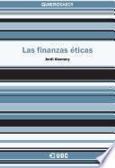 Las finanzas éticas