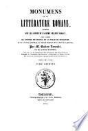 Las Flors del gay saber estier dichas las Leys d'Amers avec une traduction par d'Agiular et d'Escouloubre, revue et completee par Gatien Arnoult