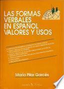 Las formas verbales en español