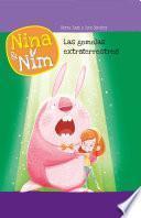 Las gemelas extraterrestres (Serie Nina y Nim)