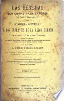 Las heregías, los cismas y los errores de todos los siglos, 4